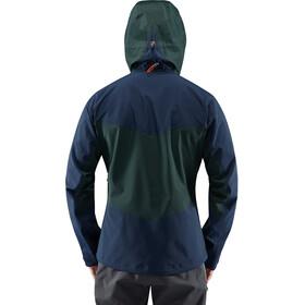 Haglöfs M's Spitz Jacket Mineral/Tarn Blue